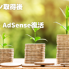 ドメイン取得して16日…Google AdSense復活!