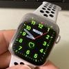 Apple Watch フィルムだけだとすぐにズタボロになる。。。