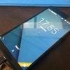 Y!mobile の Nexus 6 (32GB、ホワイト)を買った。