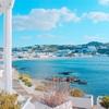 【ミコノス】海の見える家