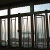 香港の窓、深センの窓
