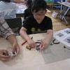 猿払村で2018年度の「親子で一緒に工作教室」を実施しました。