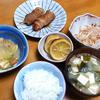 関東初雪(しかも大雪)で買い物に行けなかった日の晩ご飯