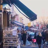 ロンドンで過ごす土曜日は、ポートベロ・マーケットがお勧め
