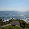 立待岬から眺める海…