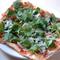 「山猫式 しらすとパクチーのピザ ピリ辛ユズ風味」のご紹介