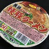 焼豚ラーメン 長浜とんこつ サンポー最細麺・・・・