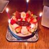 メリークリスマス⭐︎今年も【お菓子の工房cocon】のクリスマスケーキでお祝い