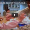 【動画・日常の風景】双子の食事の与え方~いつまでこんな風に?~