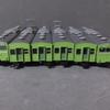 グリーンマックス 山手線103系 6両が完成