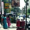 インドの街歩きはスリリングだなぁ。