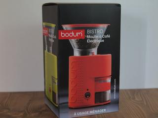 電動コーヒーミルを検討した結果、ボダムのビストロ コーヒーグラインダーを購入した話(外観レビュー)