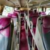 【ベトナム8】2段ベッドのバスで移動