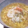 晩酌の〆は美味しいカニ玉あんかけ温素麺【おうち居酒屋レシピ】