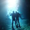 ♪青の洞窟はやっぱりリクエスト一番人気〜〜♪〜沖縄ダイビング・青の洞窟・恩納村♪
