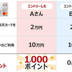 街中で楽天カードを使うとポイントが2倍になる、『街でのご利用分がポイント2倍』は7月もあえなく中止!そのまま廃止もありえそうです。