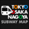 Japan Subway Route Map(地下鉄路線図)2.1.1 がリリースされました。