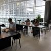 2018GWタイ・マカオ旅行【12】〜香港空港キャセイラウンジ・The Deck〜