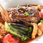 フィッシュヘッドカレーみたいな「鯛のあらでスープカレー」の作り方。お安い鯛のあら、下処理は意外と簡単です