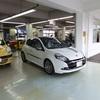 CLIO RS 20th シャシーカップ化完了