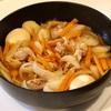 鶏肉と玉子と野菜の酢煮&ピクルス
