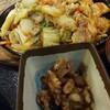 習志野市 京成大久保 まんぷく食堂 スタミナ鉄板キムチ