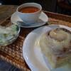熊谷「Cinammon Cafe(シナモンカフェ)」でシナモンロール