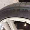 Mスポーツのタイヤのサイズは、後輪255の太さです。