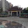 台湾旅行三日目(1)。龍山寺とその周辺を散策。豆漿と油條の朝食
