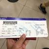 ミャンマー行きの飛行機に乗り遅れた!