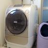 築7年10か月。洗濯機よ、お前もか・・・