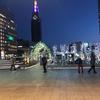 【ぼっちNIGHT】イルミネーションでぼっちにふけった【新宿駅新南口はペンギンの世界🐧】