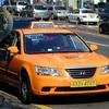 韓国のタクシーについて