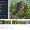 【作者セール】ファンタジー素材半額セール。アニメっぽい質感がステキ!自然に溶け込んだ遺跡とクリスタル「Lowpoly Forest Ruins」/ アルケミスト(錬金術師)の部屋モデル「Alchemist's House Interior」/ RPG最適な可愛いローポリの町「Lowpoly Township Set」/ 無料アセット4つ