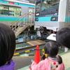 JR のお仕事体験 in 松戸車両センター
