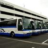 JRバス関東 佐野支店  バス車両展示