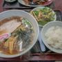 煮干し出汁の旨いラーメンランチセット。当たりです@中華料理 玉(たま)東京都江東区 初訪問