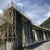 ダムと吊り橋巡り