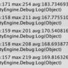 Unity C# メソッド呼び出し方法による速度の違い