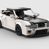 【レゴ自作】 日産GT-R R33作ってみた