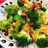 ブロッコリーとアンチョビのペペロンチーノ(動画レシピ)/Broccoli and anchovies with garlic.