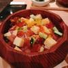 ランチ日記 #15 八重洲北口 鉄鋼ビルの寿司「いぶき」海鮮ひつまぶし丼