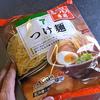 男の料理?:セブンプレミアムつけ麺を食す