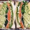 1日必要量350gの野菜が1食で2/3もとれる!沼サンドイッチを作ってみたよ
