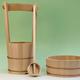 木製手桶の使い方は使う前日には濡らしておく 地鎮祭向けの手作り神具