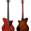 ポートランドのギター、Koll Guitars の DUO GLIDE の不思議な存在感