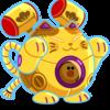 【ラインレンジャー】黄金招き猫サリーのステータス
