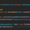 Androidで外部APIに接続してJSONかXMLを取得する方法