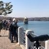 静かな狭山湖とツミ深き多磨霊園!