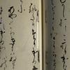 ⑤九州大学図書館蔵伝藤原為家筆細川文庫本・第五十二段《あやめかりきみはぬまにそまとひける》